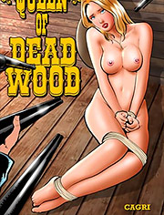 The queen of deadwood by Cagri | fansadox collection 463