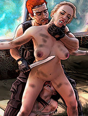 Pirates by Mr.Kane | Black star apocalypse | art, bdsm, comic, humiliation