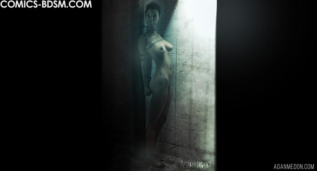 The slaves 3 - I like to see pretty girls like you struggle
