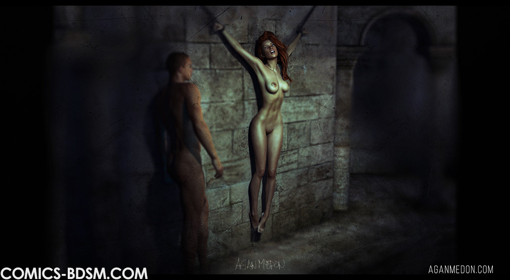 The dungeon - Do you need another lesson in pain?