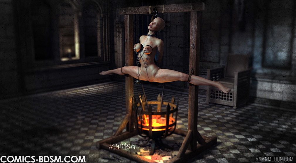 The Inquisition 4 - She's a whore, she deserves to be treated like one