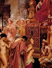Roman cruelty and decadence by Damian   part 9