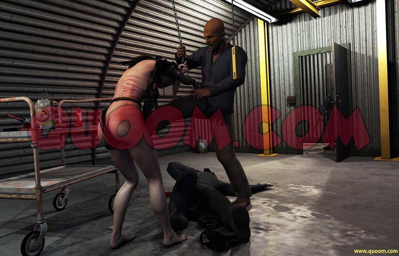 Quoom: Breaking her will