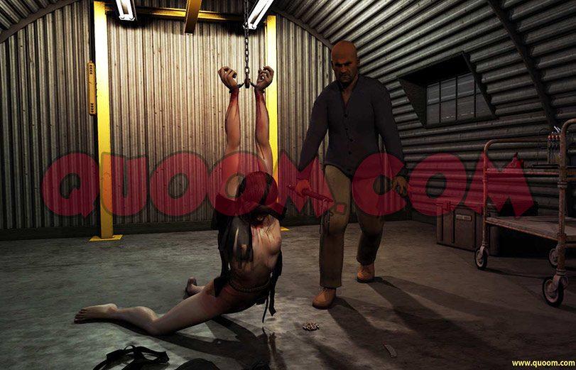Quoom: Breaking her will part 2