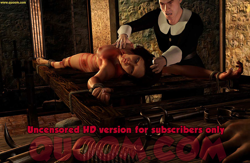 Endless cruelty and inevitability - Inquisition Hell 2 by Quoom