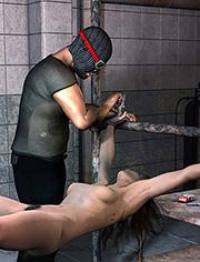 Cruelty and cigarettes | Revenge of the mafia | Quoom | BDSM 3D