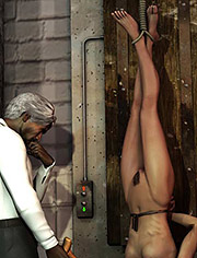 All he wanted needed was to sadism her and watch her suffer | Brainwashed | Quoom | 3D BDSM
