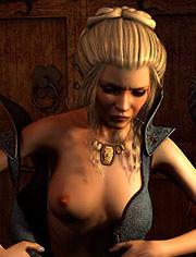 I will obey her instruction | Safe passage | Quoom | 3D BDSM
