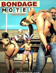 Bondage motel (Collector serie) | Arctoss | fansadox collection 555