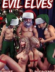 Evil elves | Hawke | fansadox collection 556
