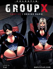 Group x part 3: Behind bars! | Celestin | fansadox collection 557