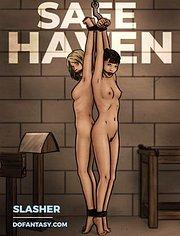 Safe haven | Slasher | fansadox collection 560